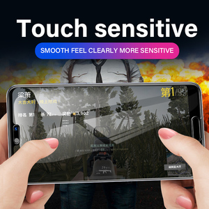 Image 5 - 3pcs Full Cover Screen Protector Tempered Glass For Huawei Honor 10i 20 Pro 8X 9X 8A 9A 10X 9 8 10 lite tective Clear Glass Film