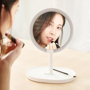 Image 5 - Xiaomi XY Màn Hình Cảm Ứng Đèn LED Gương Trang Điểm sáng điều chỉnh HD Trang Điểm Ánh Sáng Ban Ngày Gương dành cho Nữ Tặng Du Lịch