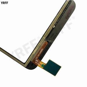 Image 5 - Dla BQ 5518G Jeans ekran dotykowy Digitizer dla BQ 5518G dotykowy szklany Panel czujnik montaż części darmowa wysyłka