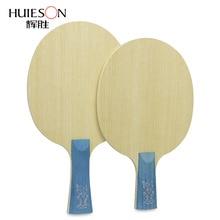 цена на CUSTOM Dragon long 5 Table Tennis Blade Carbon fiber table tennis racket pingpong racket FL CS handle table tennis bat paddle