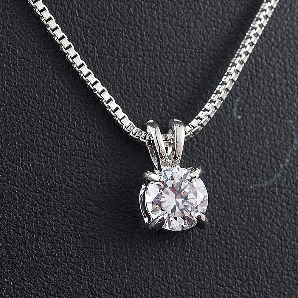 Hd29a74f6fda147ceb06434945cf7d1959 - Crystal Zirconia Pendants Chain Necklaces Jewelry Collar Colar Wedding Jewerly