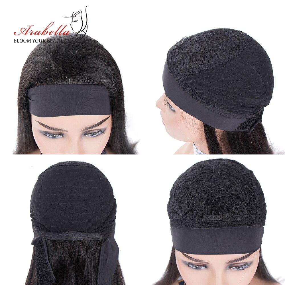 Headband Wig 100%  Wigs  Hair Arabella Full Machine Made Wig Easy to Install  Glueless Wig 6