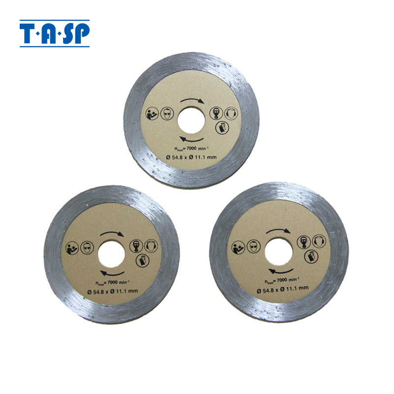 Outils Electriques 3pc Diamond Mini Diamant Coupe Disque 54 8x11 1mm Pour Maconnerie Carrelage Kanankaga Co Jp