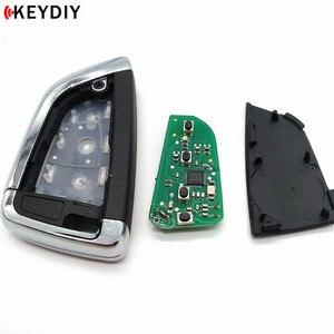 Image 2 - جديد الأصلي KEYDIY KD الذكية مفتاح العالمي متعددة الوظائف ZB سلسلة التحكم عن بعد ل KD X2 مفتاح مبرمج