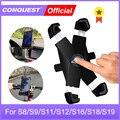 Держатель для телефона CONQUEST в автомобиле GPS крепление на вентиляционное отверстие Автомобильный держатель для телефона Bycycle для завоевания...