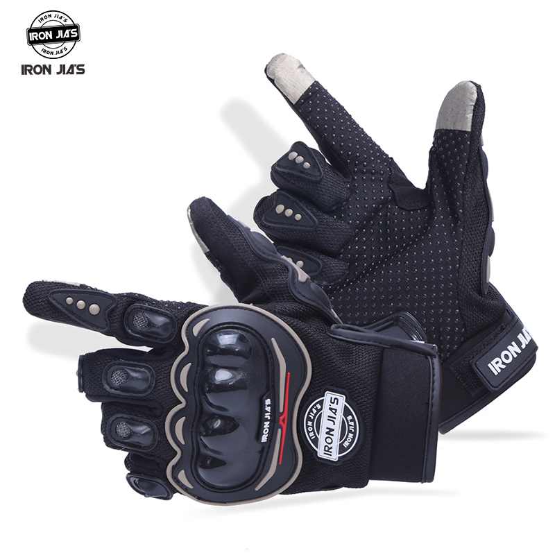 Nouveau Moto Gants écran tactile respirant portable Gants de protection Guantes Moto Luvas alpin Motocross Stars Gants Moto