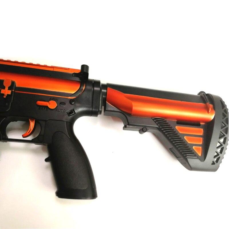 Jouet pistolets M416 arme électronique automatique fusil pistolet 98cm longueur avec sécurité eau balle jeux de plein air tir cadeau de noël - 2