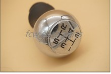 5 Speed Stainless Steel Manual Gear Shift Knob VTS Sports Lever HandBall For Peugeot 106 206 306 406 107 207 307 407 Triumph(China)