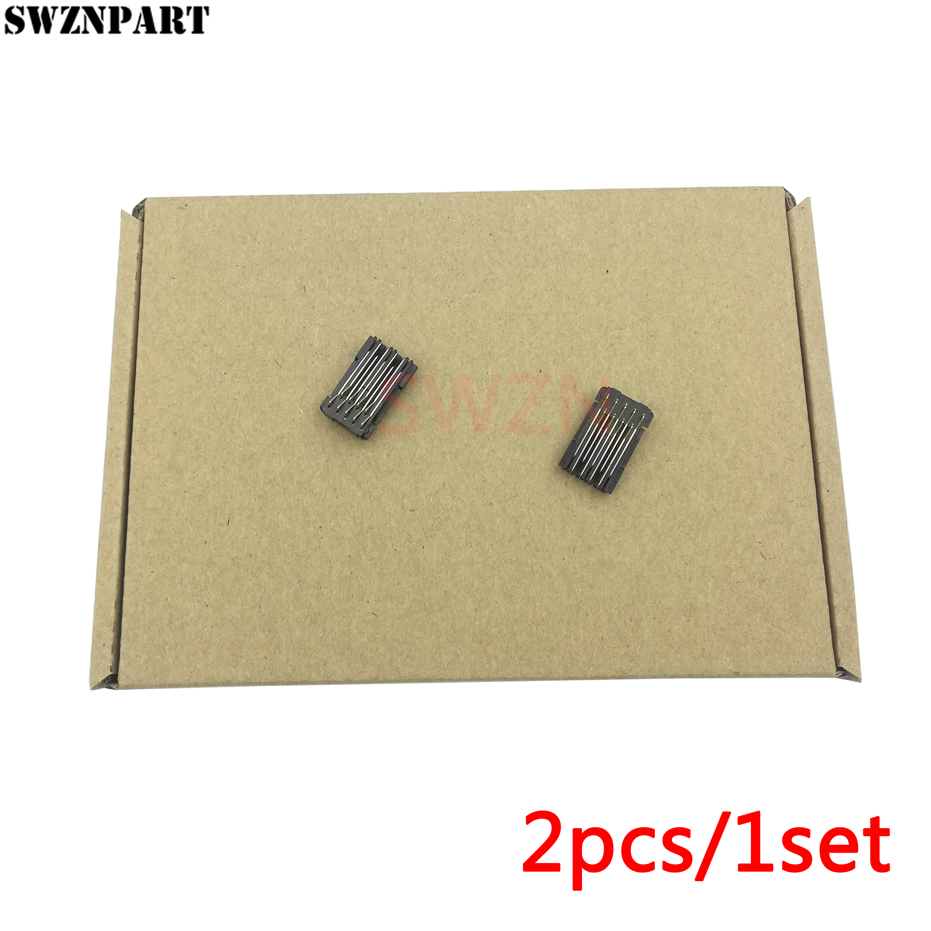 2pcs CSIC ASSY For Epson WF-2510 WF-2520 WF-2530 Cartridge Chip Board