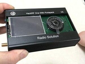 Image 4 - 2019 Latest Version PORTAPACK + HACKRF ONE 1MHz to 6GHz SDR + Metal Case + 0.5ppm TXCO + Havoc Firmware Programmed