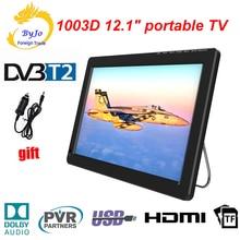 LEADSTAR 12 inch DVB-T T2 AC3 Analog ATSC Portable TV HDMI TV