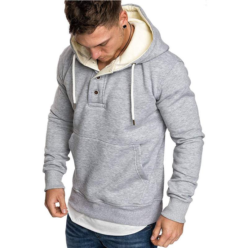 hoodie sweatshirt harajuku hoody teen wolf Plus velvet casual plain pullover black sweatshirt man autumn Winter TJWLKJ in Hoodies amp Sweatshirts from Men 39 s Clothing