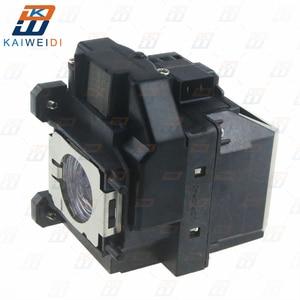 Image 2 - Projektör lambası V13H010L67 ampul ELPL67 Epson EB W16 EB W16SK EB X02 EB X11 EB X12 EB X14 EB X15 EH TW480 EH TW510 EH TW550