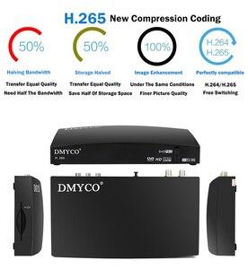 Image 3 - Récepteur Satellite DVB S2 ajouter 1 an Europe 7 serveur de câble HD 1080P nouvelle Version H.265 MPEG 5 récepteur de télévision numérique Bisskey LNB