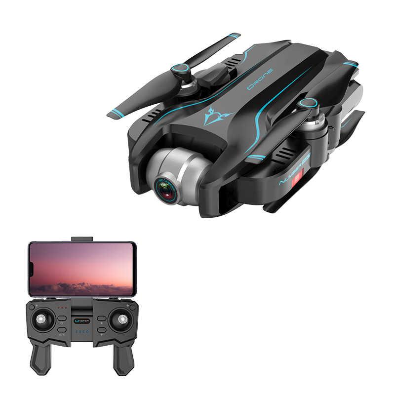 FUNSKY S20 WIFI FPV con 4 K/1080 P cámara HD 18 Mins tiempo de vuelo inteligente plegable RC Drone quadcopter