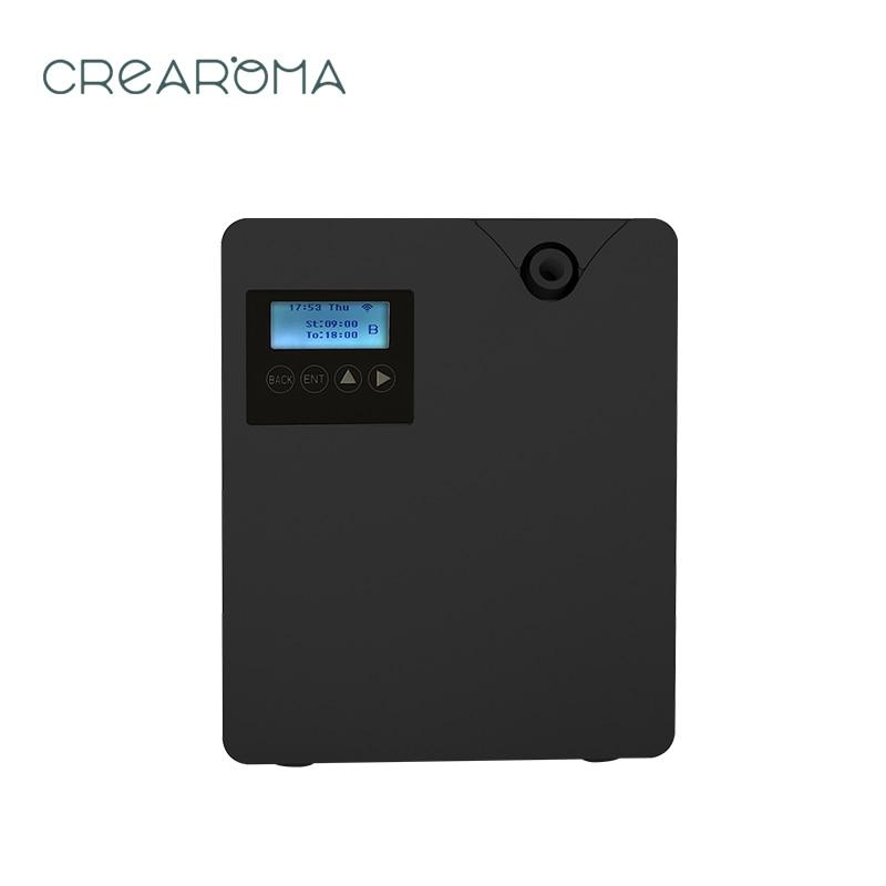 Crearoma 2020 Wholesale Black Plastic Electric Aroma Scent Diffuser