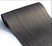 L:2.5Meters Width:60cm Technological ebony veneer super wide non-splicing veneer