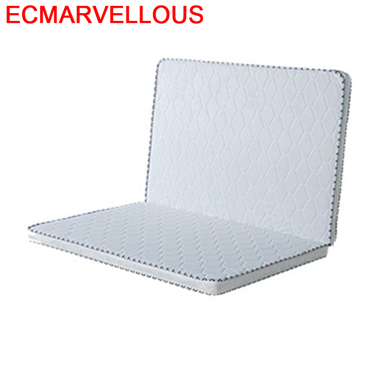 Lit Bed Topper Matratze Tooper Tatami Materasso Coprimaterasso Colchones De Cama Colchon Materac Matras Kasur Folding Mattress