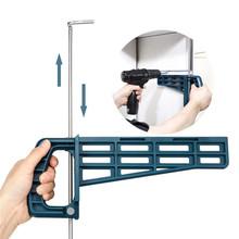 ASCENDAS uniwersalna prowadnica szuflady magnetycznej Jig szuflada szafki narzędzie montażowe do instalacji prowadnice do szuflad narzędzie do drewna tanie tanio Maszyny do obróbki drewna Combination TP-003 Narzędzia do obróbki drewna Przypadku 40*10*5CM