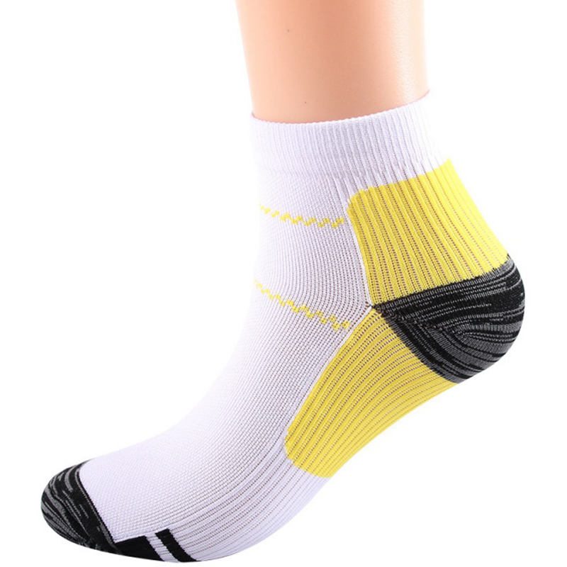 1 Pair High Quality Venous New Socks Foot Compression Sports Socks For Plantar Fasciitis Heel Spurs Arch Pain Comfortable Socks