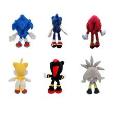 Supersonic Sonic Super Plush Toy Hedgehog Doll for Kids Gifts