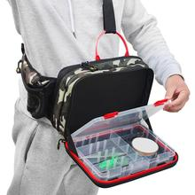 Fishing Tackle Bags Outdoor Sports Waist Pack Fishing Lures Gear