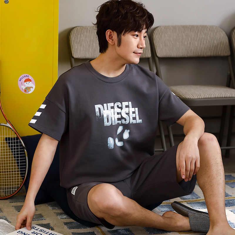 Diesel Boys Sleeve T-Shirt and Short Sleepwear Set