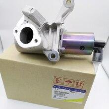 Válvula de recirculación de gases de escape, actuador original EGR para SsangYong REXTON ACTYON KYRON 2007 ~ 2011 OEM 6651400660