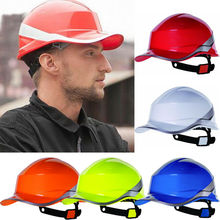 Safety Helmet Hard Hat Work Cap ABS Insulation Material With Phosphor Stripe Construction Site Insulating Protect Helmet Bicycle