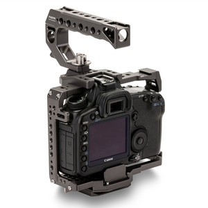 Image 3 - Tilta TA T47 A G Camera CAGE DSLR rig  FOR CANON 5D 7D 5D2 5D3 5D4 5D mark II 4D mark III side focus handle vs smallrig