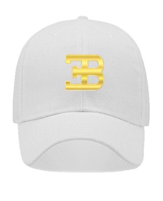 Gold Bugatti Cap Fashion Accessories Baseball Hat Golf Hat Snapback Cap Men Women Cap Sports Cap Outdoors Cap Hip-hop Cap 3