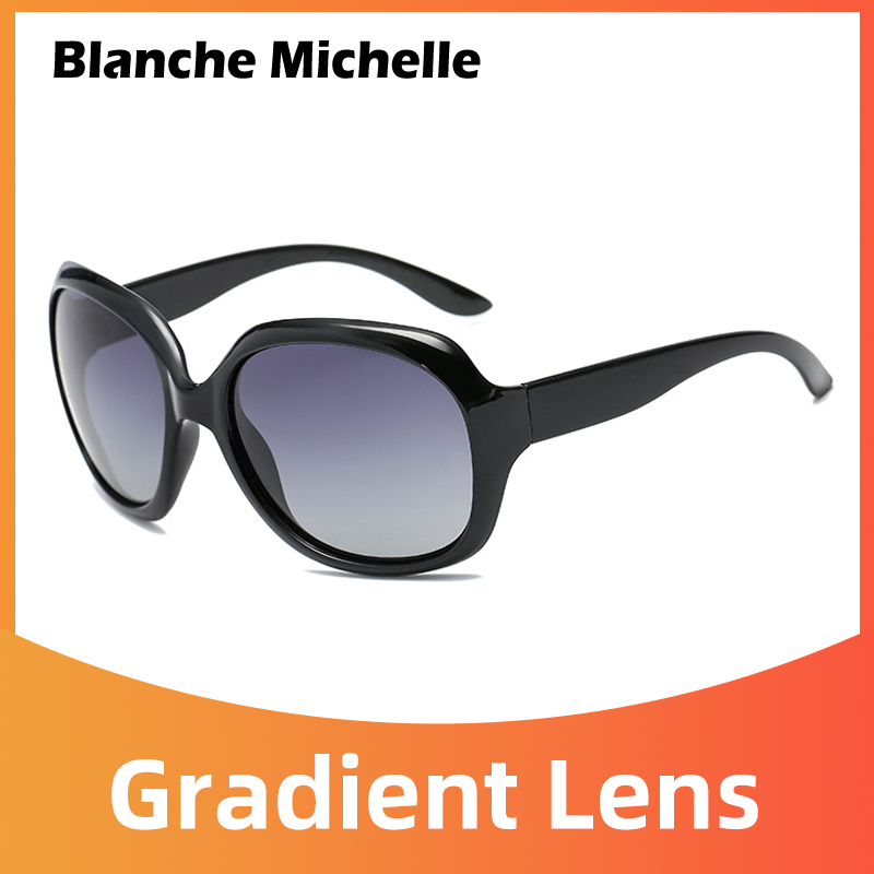 2020 Fashion Oversized Sunglasses Women Polarized UV400 Sun Glasses Woman Driving oculos feminino luxury Square Sunglass Women's Sunglasses  - AliExpress