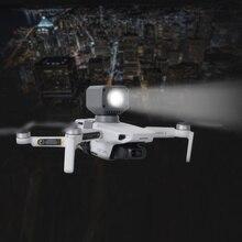 Soporte de luz de vuelo nocturno para Drones, lámpara de Flash para DJI Mini 2/ Mavic Air 2/ Mavic 2, accesorios