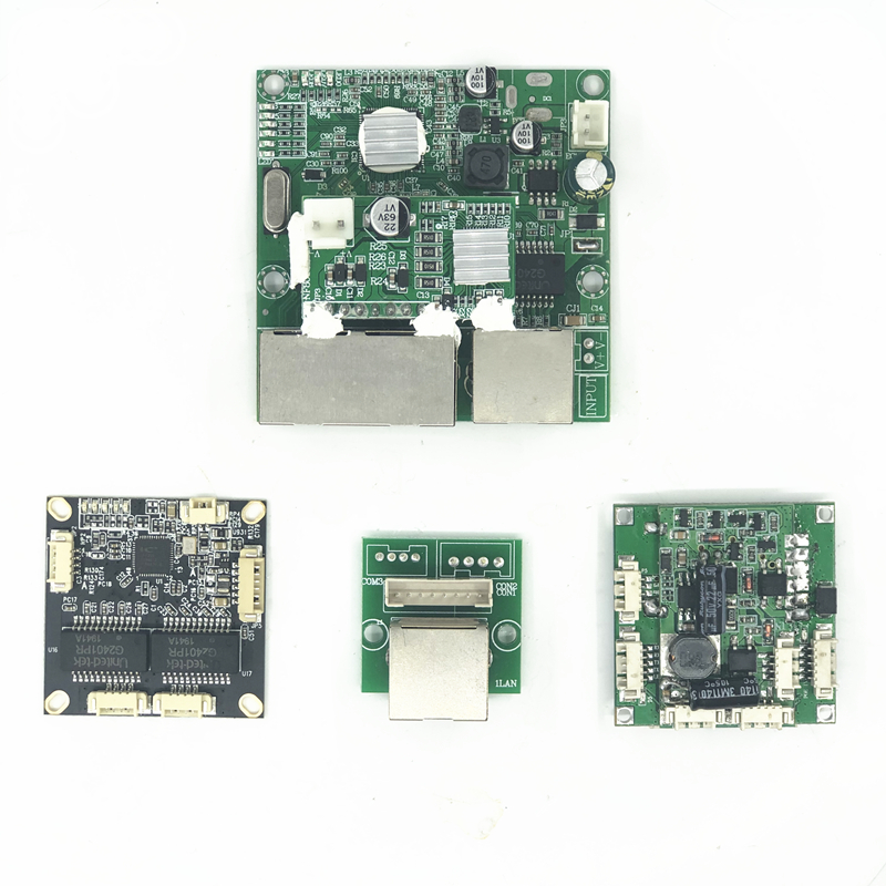 Buck POE Module Switch Board 802.3af/AT Port Power Supply 30w For Ip Cameras Nvr Ip Phone 3/4100M Switch PD Separation Buck 12v