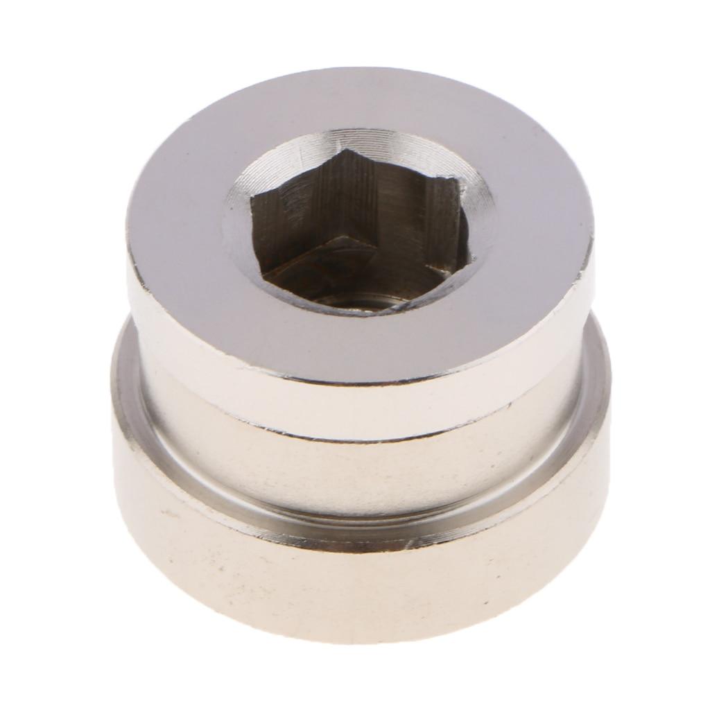 O2 Stainless Exhaust Lambda Oxygen Sensor Boss Nut M18 X 1.5 Bung Plug