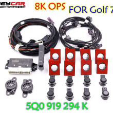Lhd-Upgrade-Kit 8k Ops Parking 5Q0919294K Front Rear Golf And Pilot FOR VW 7-Mk7/vii