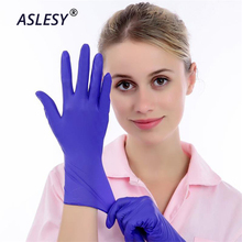 100pcs Disposable Gloves Nitrile Rubber Gloves Latex For Home Food Laboratory Cleaning Rubber Gloves Multifunctional Home Tools kitbwk355lmmmc314blu value kit scotch expressions washi tape mmmc314blu and boardwalk disposable general purpose natural rubber latex gloves bwk355l