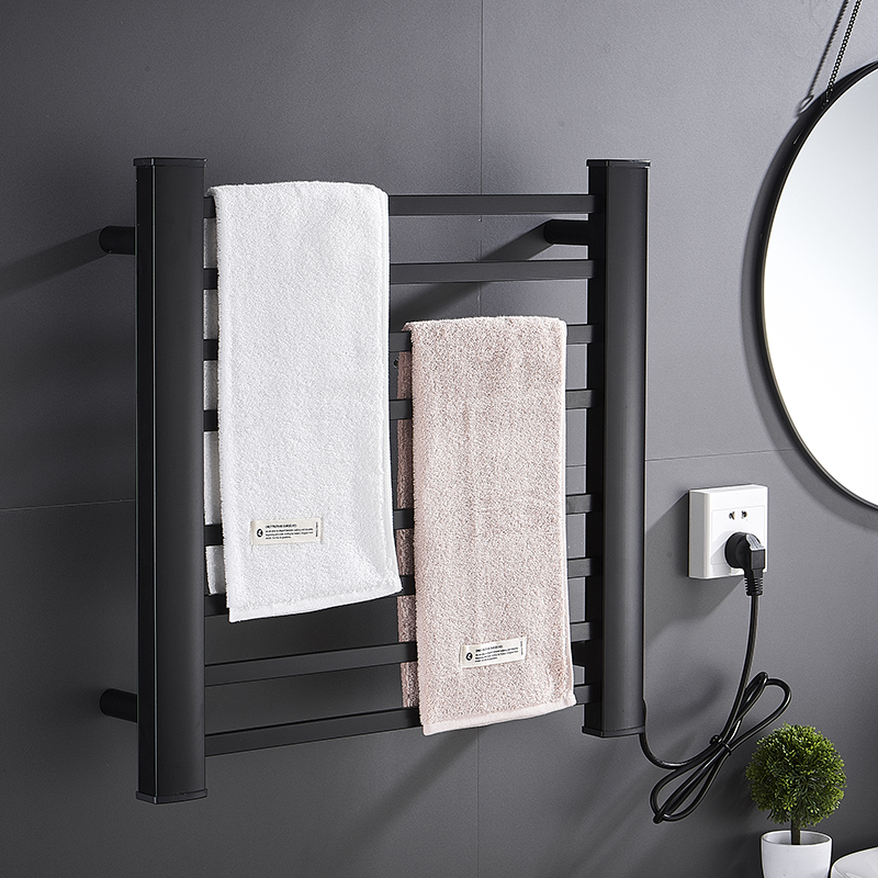 Electric Towel Rack Household Heating Bath Toilet Can Avoid Punching Kitchen Rag Drying