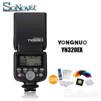 YONGNUO YN320EX Wireless TTL Camera Flash Master Slave Speedlite 1/8000s HSS GN31 5600K for Sony A7/A99/A77 II/A6400/A6300/A6500