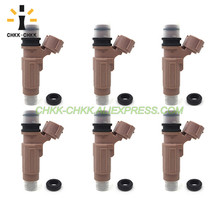 CHKK-CHKK NEW Car Accessory 15710-65H00 Renovation fuel injector for SUZUKI EVERY DA64V 2006