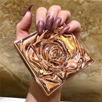 Glitter Highlighter Facial Bronzer Palette Makeup Face Contour Shimmer Powder Illuminator Highlight Cosmetic Concealer недорого