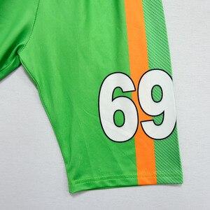 Image 4 - ילדים בגדי סט אווירי איום בני אופי כדורגל קוספליי בגדי Fortnited קרנבל תחפושות Ninja מסיבת מצחיק בגדים