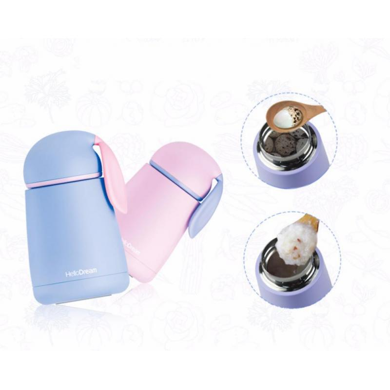 Portable Mini Thermos Vacuum Flask Stainless Steel Drink Water Bottle Thermo Cup Garrafa Termica Stainless Steel Vacuum Bottle
