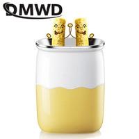 DMWD 전기 미니 듀얼 에그 롤 메이커 컵 아침 식사 더블 오믈렛 마스터 튀긴 계란 소시지 롤러 계란 보일러 머신 쿠커