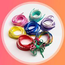 Разноцветные Радужная текстильная обувь на плоской подошве; маленькие белые туфли с кружевом; 100 см;