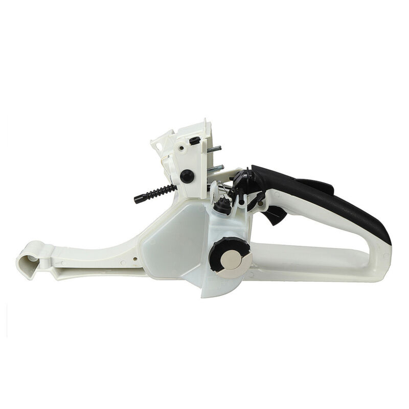 DANIU Gas Fuel Tank Rear Handle Assembly For STIHL Chainsaw MS260 MS240 026 024 Alloy Chainsaw Garden Power Tools