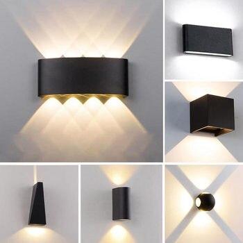 מנורות לד לקיר לעיצוב הבית  1