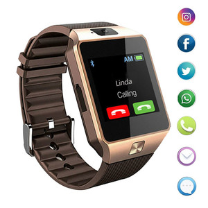 Smart Watch men android phone bluetooth Watch Waterproof Camera Sim Card Smartwatch Call Bracelet Watch DZ09
