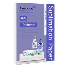A4 105G 10sheets Sublimation…