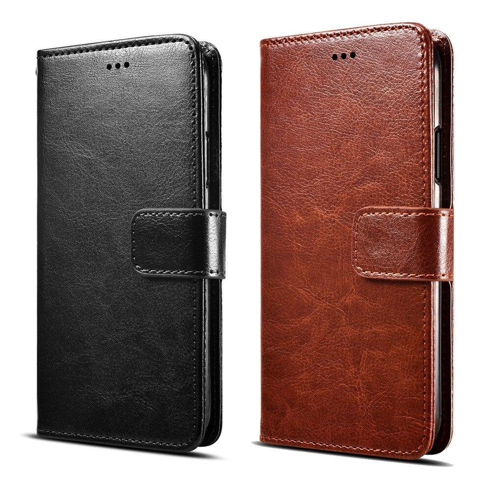 Для Samsung Galaxy A5 A6 A7 2015/6/7/8/9 S8 S7 S6 Edge Plus A51 A71 Mega Duos I9152 I9150 чехол для телефона кожаный флип-чехол-4